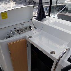 Barracuda 9 - Pantry med kokemulighet og vask