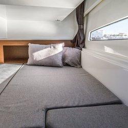 Antares 9 - Romslig ekstra kabin