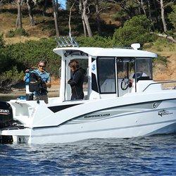 Barracuda 6 - perfekt for fiske og dykking