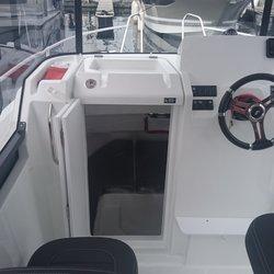 Barracuda 6 - Cockpit