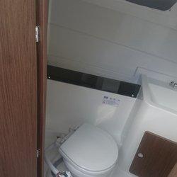 Antares 8 - toalett