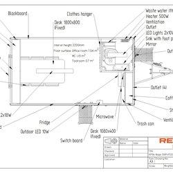Respo 10893 plantegning uten verktøyrom