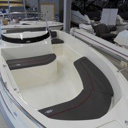 HR 480 SC - sitteplasser i front