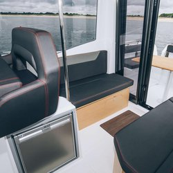 Barracuda 9 - cockpit