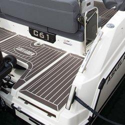 Askeladden C61 Cruiser - badeplattform 2