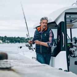 Barracuda 7 - Perfekt til fiske