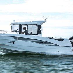 Barracuda 7 - profil