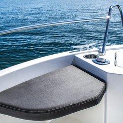 Barracuda 7 - sitteplass i baugen