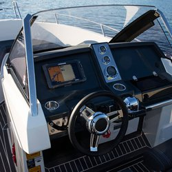 Askeladden C61 Center Console 6