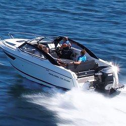 C76 Cruiser i fart
