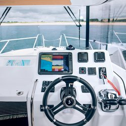 Barracuda 9 - vinduer 360° gir god sikt