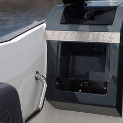 Askeladden C61 Cruiser - oppbevaringshylle