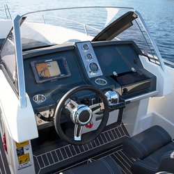 Askeladden C61 Center Console - styrekonsoll